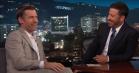 Nikolaj Coster-Waldau bortforklarer Jon Snow-løgn på Jimmy Kimmel Live!