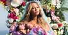 Beyoncé deler prangende billede med sine nyfødte tvillinger –bekræfter navne