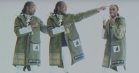 A$AP Rocky, Quavo og Playboi Carti laver syret modeshow i video til 'RAF'