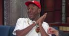 Tyler, the Creator starter soulfest med '911' hos Stephen Colbert – bliver interviewet i boxershorts og niver værten bagi