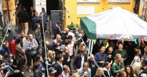 Ugens kulturguide: Festival for vækstlaget, madweekend på Nørrebro og loppemarked