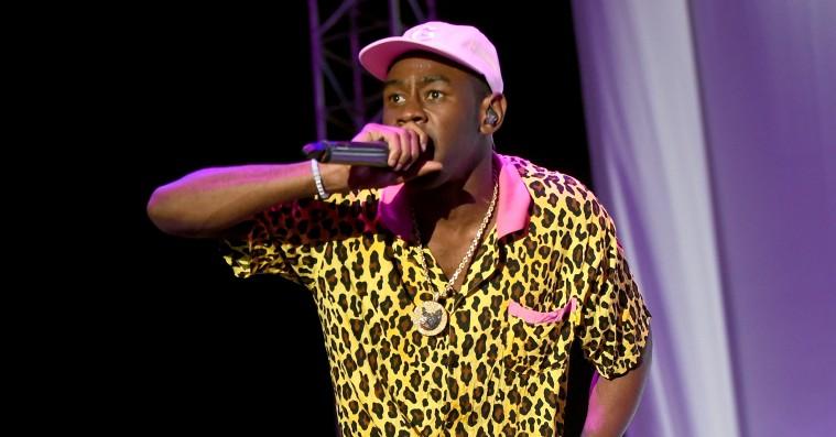 Tyler, The Creator mener, at han bør vinde Grammy'en for bedste rapalbum frem for Kendrick eller Jay-Z