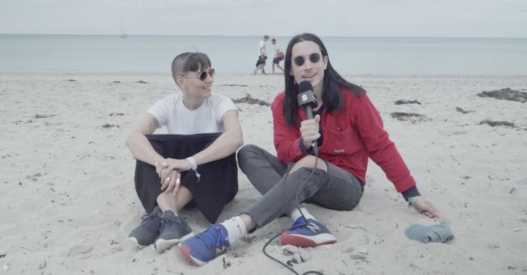 Festivalbekendelser med Blondage – se videoen