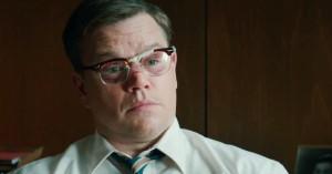 Matt Damon myrder løs i første trailer til Clooney og Coen-brødrenes 'Suburbicon'