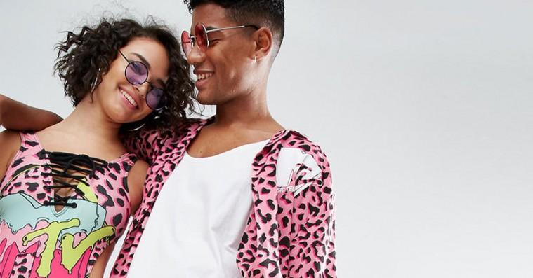 Asos laver kollektion med MTV – går all in på 80'er-nostalgien