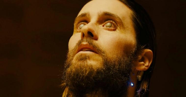 Jared Leto var blind under alle optagelserne til 'Blade Runner 2049'