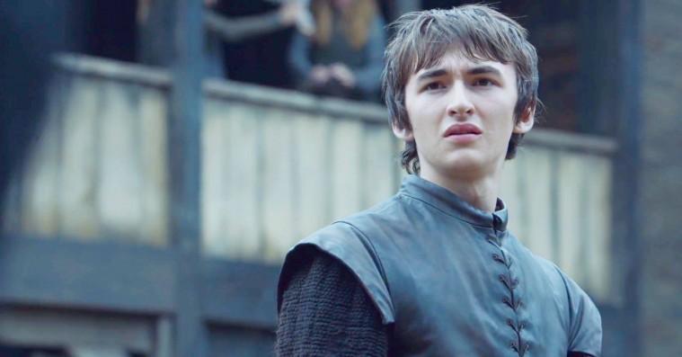 Skuespilleren bag Bran Stark: »Jeg var nødt til at rejse mig og gå, da jeg læste det«