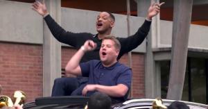 Carpool Karaoke: Will Smith fyrer op for 'Gettin' Jiggy Wit It' og en masse »AW HELL NAW!«