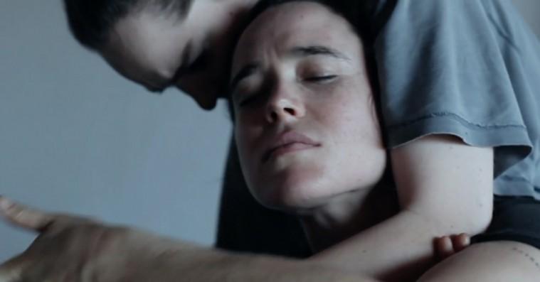 Ellen Page kropsliggør queerkampen i ekstremt udtryksfuld dansevideo