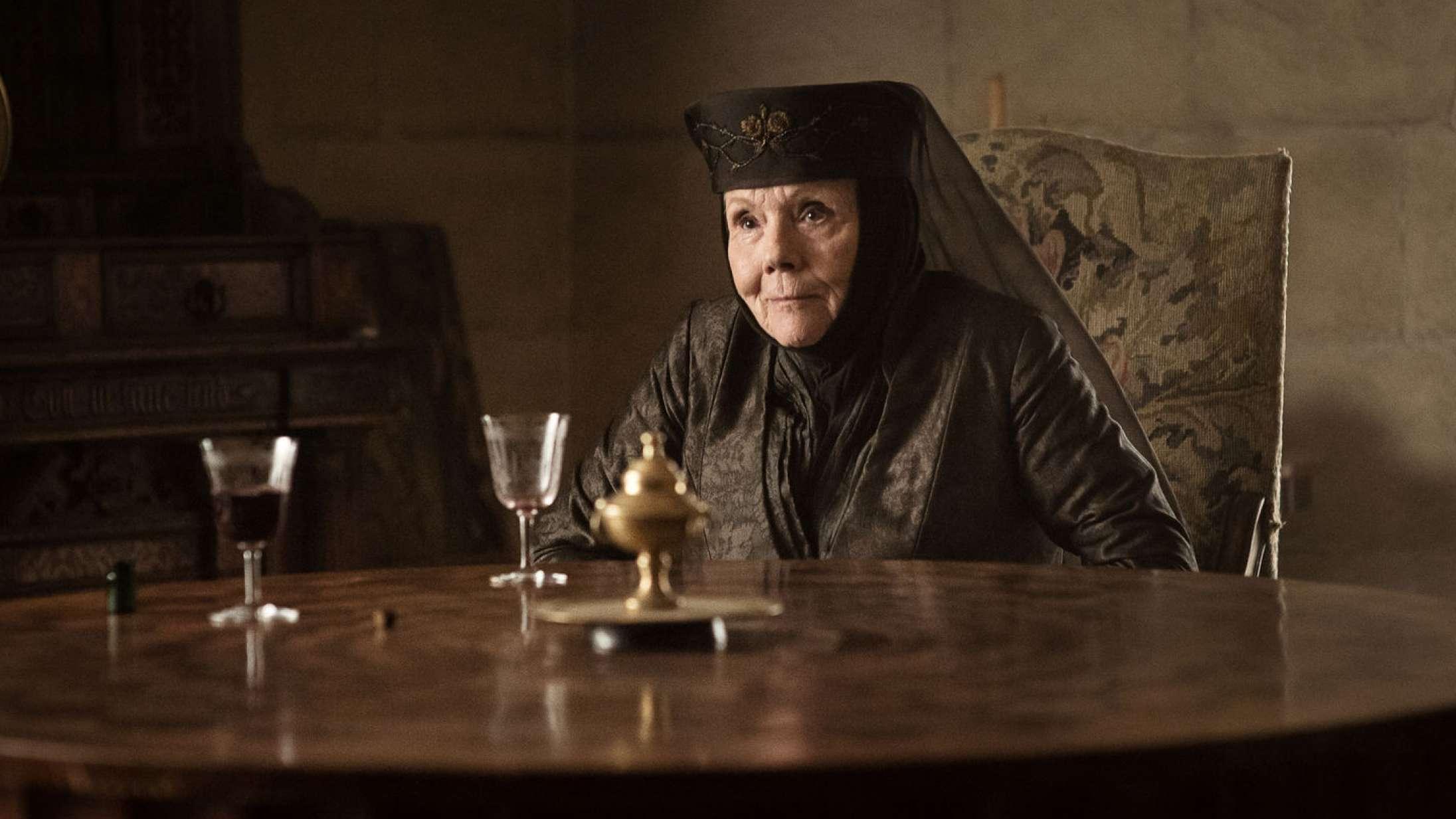'Game of Thrones'-dronning er død efter en kort kamp mod kræft