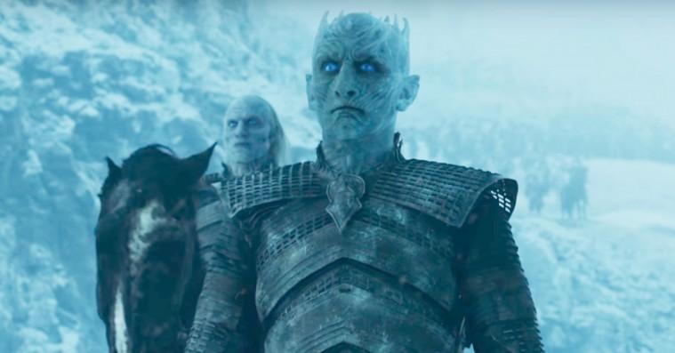 'Game of Thrones' var igen piraternes favoritserie i 2017