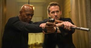 'The Hitman's Bodyguard': Ryan Reynolds og Samuel L. Jackson mangler magi