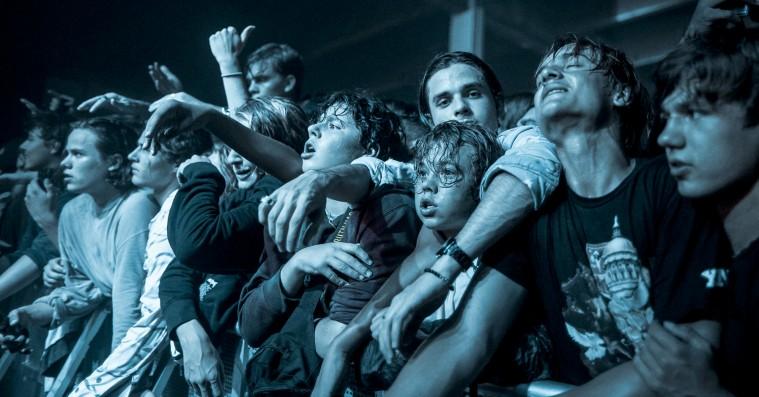 Generation moshpit: Hvordan en ny bølge af rappere og fans har ændret hiphopkoncerten