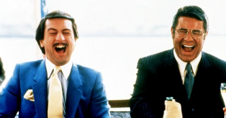 Scorsese, De Niro, Jim Carrey og mange flere hylder den afdøde komikerlegende Jerry Lewis