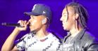 Se videoer: Chance the Rapper hev Vic Mensa på scenen under storslået Lollapalooza-koncert
