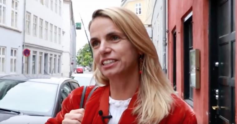 Modeugechef i modvind efter uheldig video: »Vigtigt at tage den ironiske brille på«