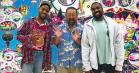 Rygtebørsen: Kanye West og Kid Cudi arbejder på fælles album i Japan