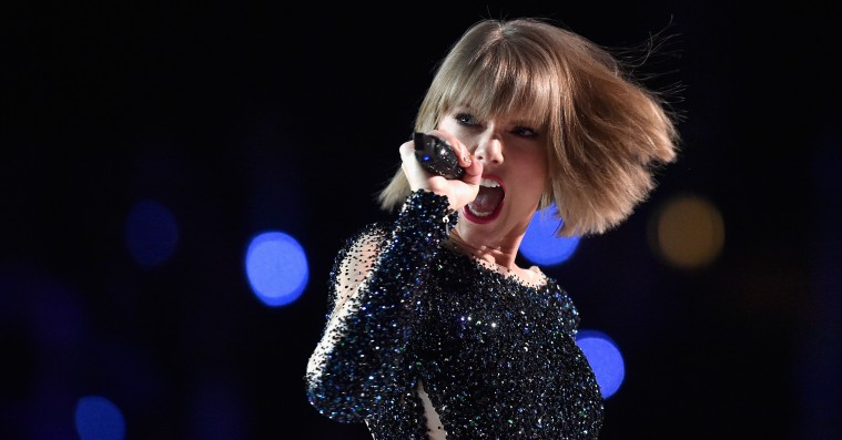 Den søde Taylor Swift er tilbage – hør den nye single 'Gorgeous'