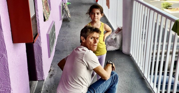 Soundvenue Forpremiere: Se den mirakuløse 'The Florida Project' med Willem Dafoe og vild barnestjerne før alle andre