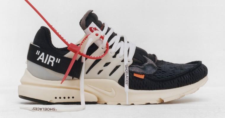 Nike undskylder, at du ikke havde en chance for at købe Virgil Albohs 'The Ten'-samarbejde