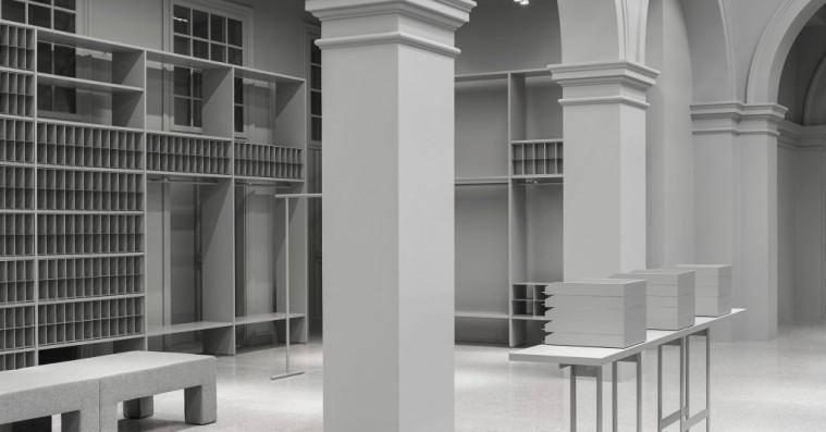 Se de første billeder fra H&M's nye Arket-butik i København – åbner om to uger
