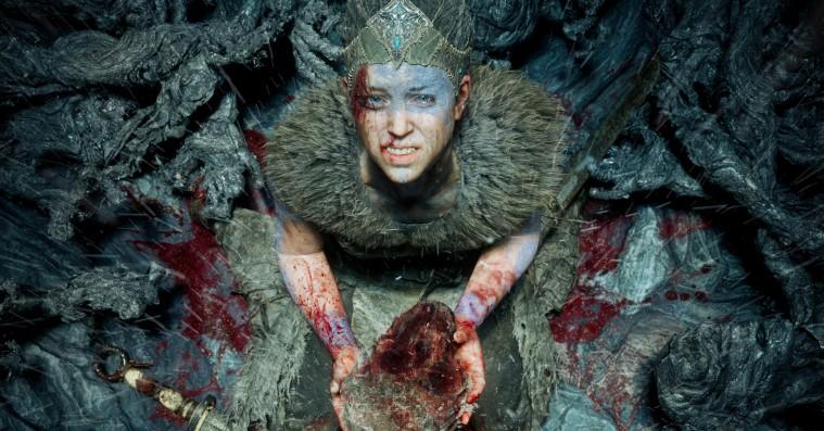 'Hellblade's dystre favntag med den nordiske mytologi overvinder sine svagheder