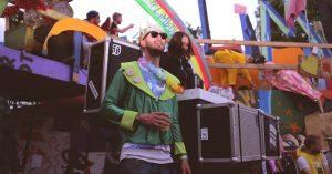 Smukfest blev rusket rundt af Smirnoffs Equalizing Music March – se videoen