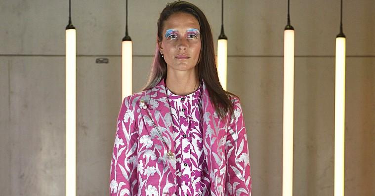 Copenhagen Fashion Week: Et ærgerligt setup pillede pynten af Stine Goyas modeuge-comeback