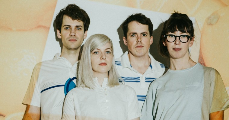 Alvvays' jangle-pop er mere enerverende end æggende