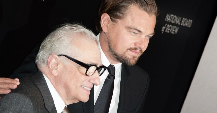 Leonardo DiCaprio og Martin Scorsese reteamer om præsidentfilm