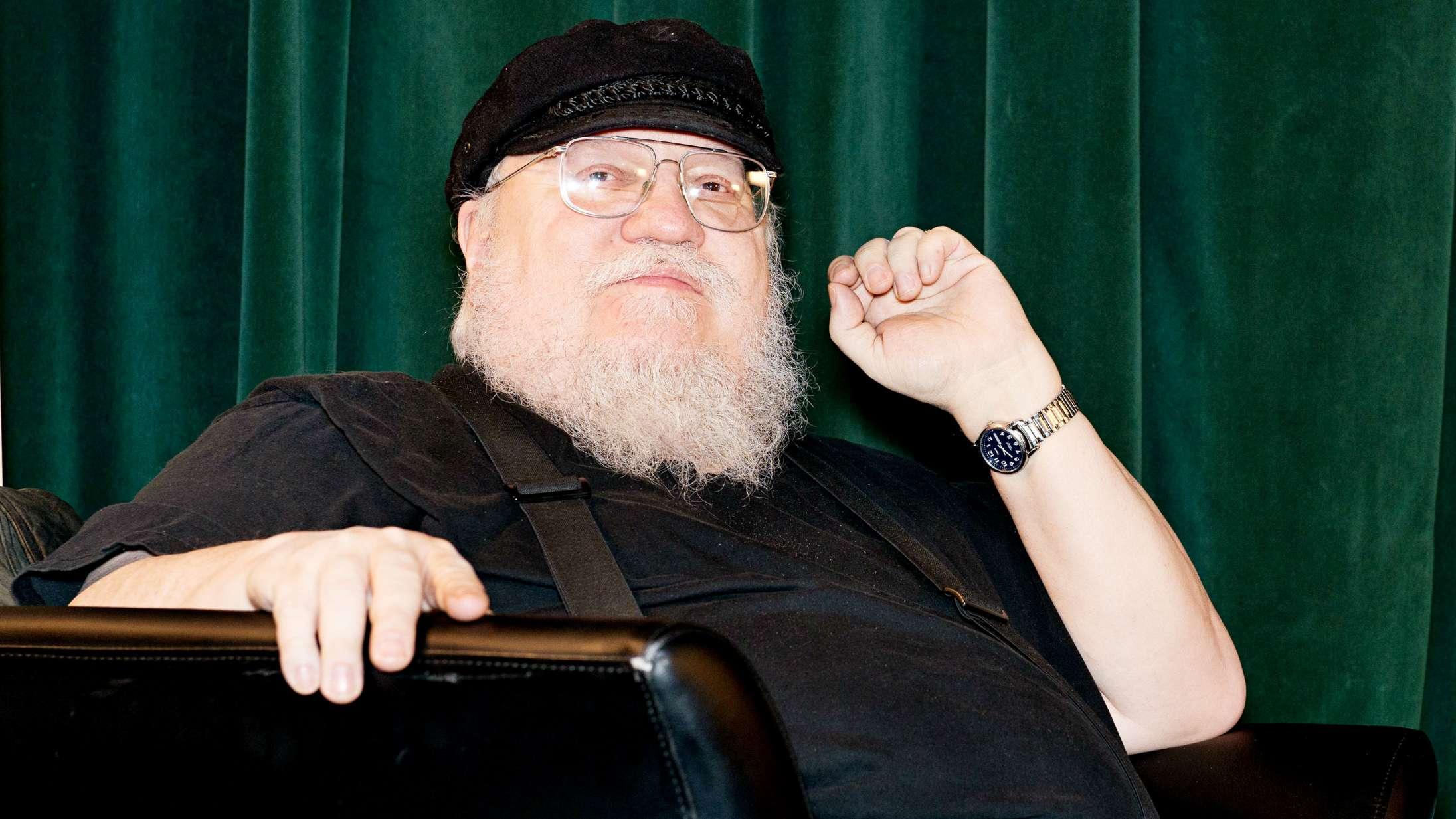 George R.R. Martin: 'Game of Thrones' skulle have varet 13 sæsoner, hvis serien skulle være tro mod bøgerne