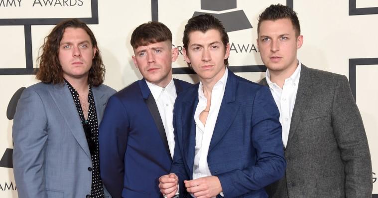 Arctic Monkeys er gået i studiet – nyt om første album i fire år