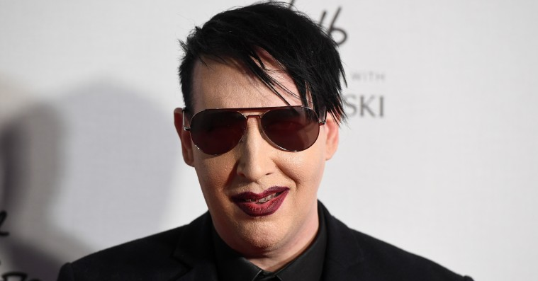 Marilyn Manson puster til gløderne i Bieber-beef: »Jeg kan ikke lide at slås med piger«