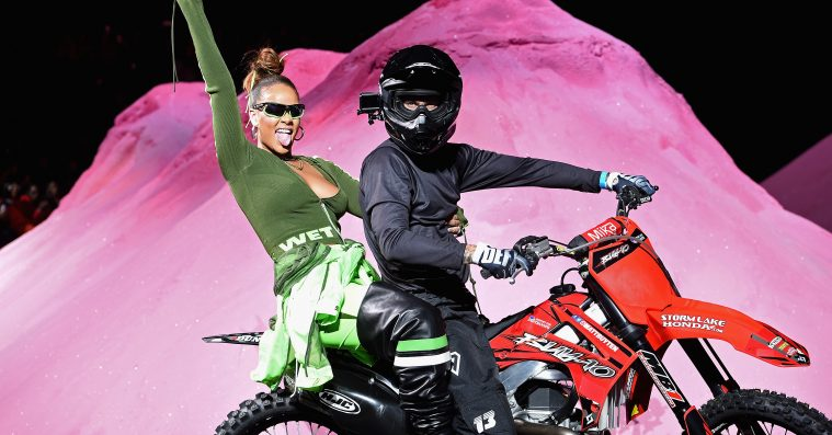 Won Hundred må elske Rihannas nye Fenty-kollektion – motocross-inspiration og teknisk gear