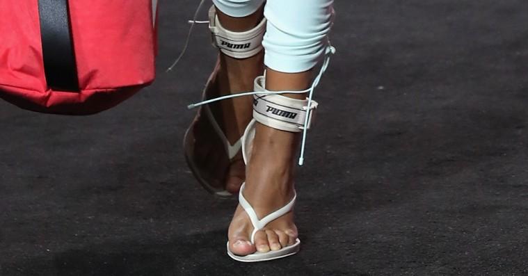Rihanna laver klipklap-stiletter – og flere nye Puma x Fenty-modeller