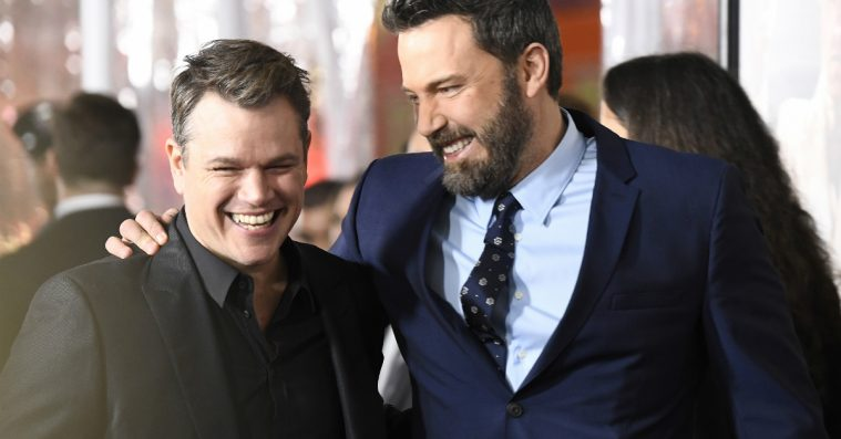 Prominent Weinstein-offer anklager Ben Affleck for at lyve i sexskandalesagen