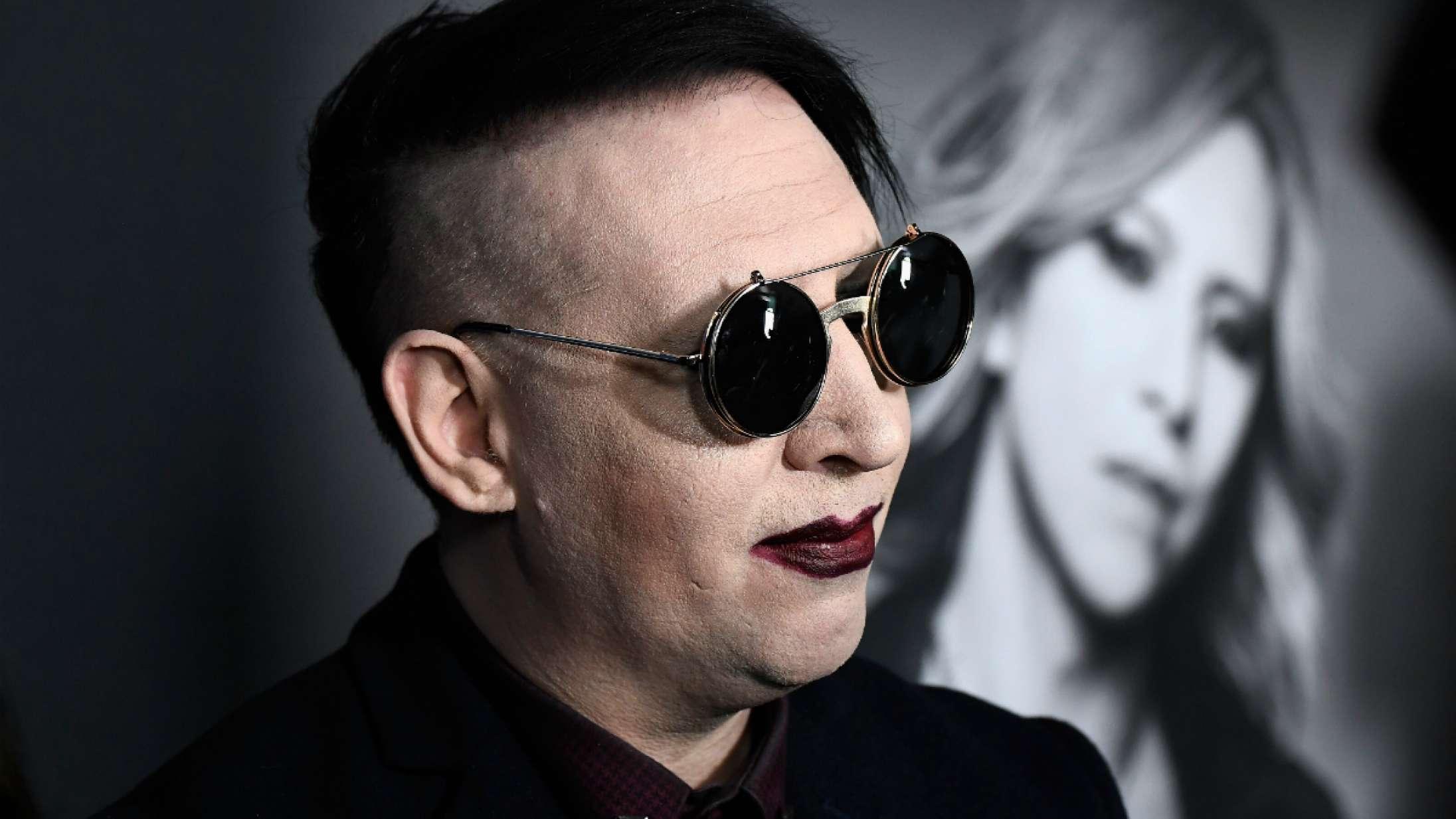 'Game of Thrones'-skuespiller sagsøger Marilyn Manson for seksuelle overgreb