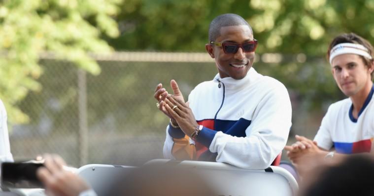 Hemmeligheden bag evig ungdom: Pharrell afslører flere elementer af sin hudpleje-rutine