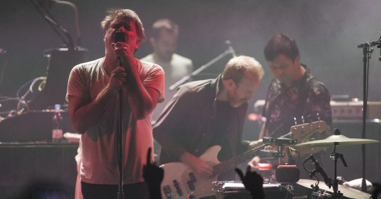 LCD Soundsystems 'American Dream' går til tops på den amerikanske albumhitliste