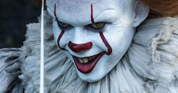 Held og lykke med nattesøvnen: Bill Skarsgård nailer Pennywises isnende smil i virkeligheden