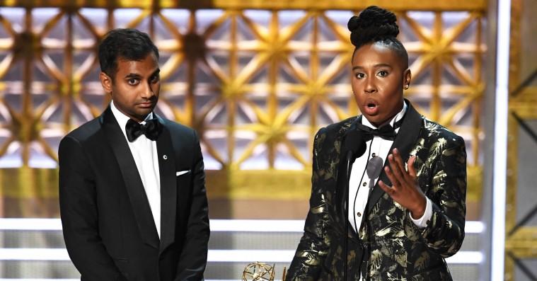 'Master of None'-vinder leverer dundertale for diversitet under Emmy