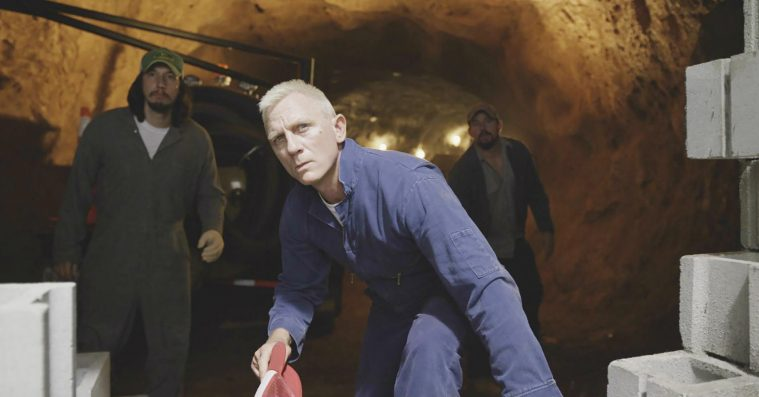 'Logan Lucky': Daniel Craig hygger sig gevaldigt i Soderberghs comeback
