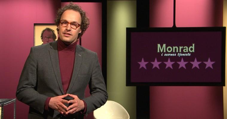 'Monrad – i seernes tjeneste': DR3 anmelder internationalt satirehit til døde