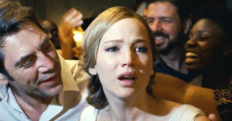 Venedig: 'Mother!' med Jennifer Lawrence og Javier Bardem er årets mindfuck
