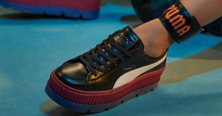 Ugens bedste sneaker-nyheder – Fenty Creeper, Nikes genbrugslæder og Gucci