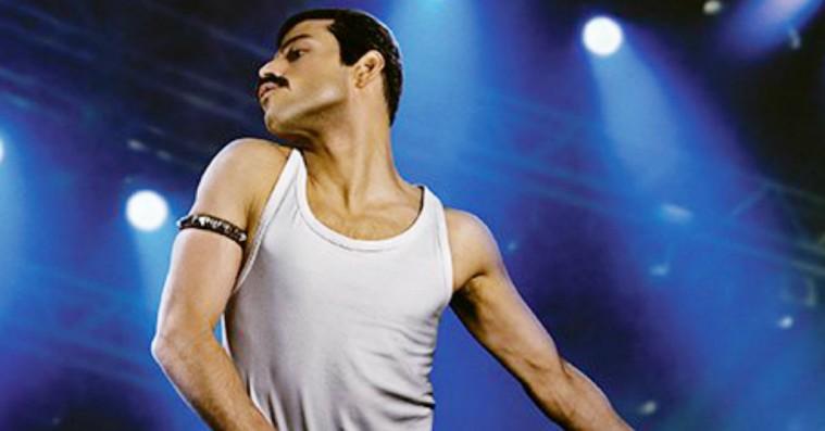 Rami Malek genskaber Queens Live Aid-optræden som Freddie Mercury