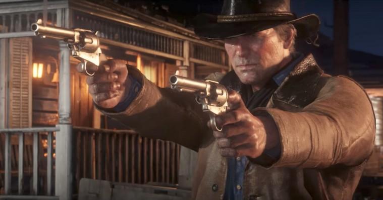 Septembers bedste spiltrailers: 'Red Dead Redemption 2' overskygger alt
