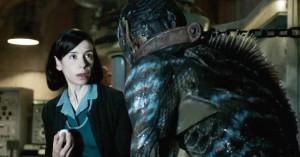 'The Shape of Water': Guillermo del Toros monsterromance er en smuk og ufarlig særling