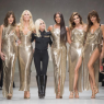 Helena Christensen gjorde catwalk-comeback – supermodeller mindedes Gianni Versace