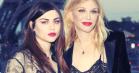 Frances Bean Cobain fortsætter sit had/kærlighedsforhold til mode – og hænger med mor i Paris